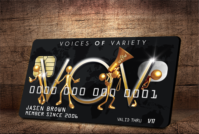 vov black card